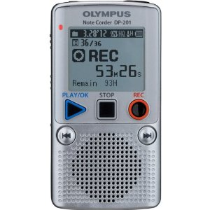 Image of Olympus Digital Audio Recorder