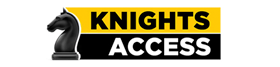 Knights Access Button