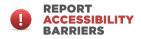 Report Accessibility Barriers Image
