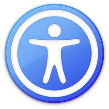 Online Accessibility Icon